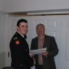 Director of Services Kieran Kehoe & Volunteer Cailean O'Keeffe