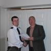 Director of Services Kieran Kehoe, CDO Liam Preston & Ass Leader Tim Wallace