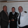 Director of Services Kieran Kehoe, CDO Liam Preston & Cmdr Seamus Carpenter