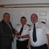 Director of Services Kieran Kehoe, CDO Liam Preston & Team Leader Stephen Perry