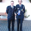 Cmdr Seamus Carpenter & First Officer Peter Scott